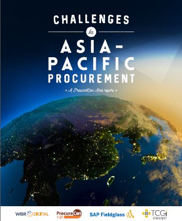Benchmark Report:  Challenges in Asia-Pacific Procurement