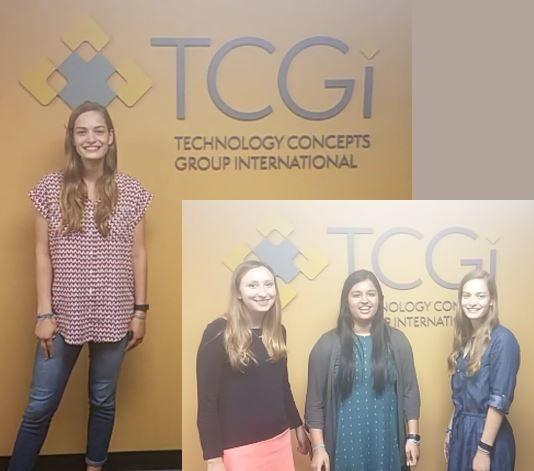 Summer Intern Blog Series #1:         Natalie Brooks – My time at TCGi