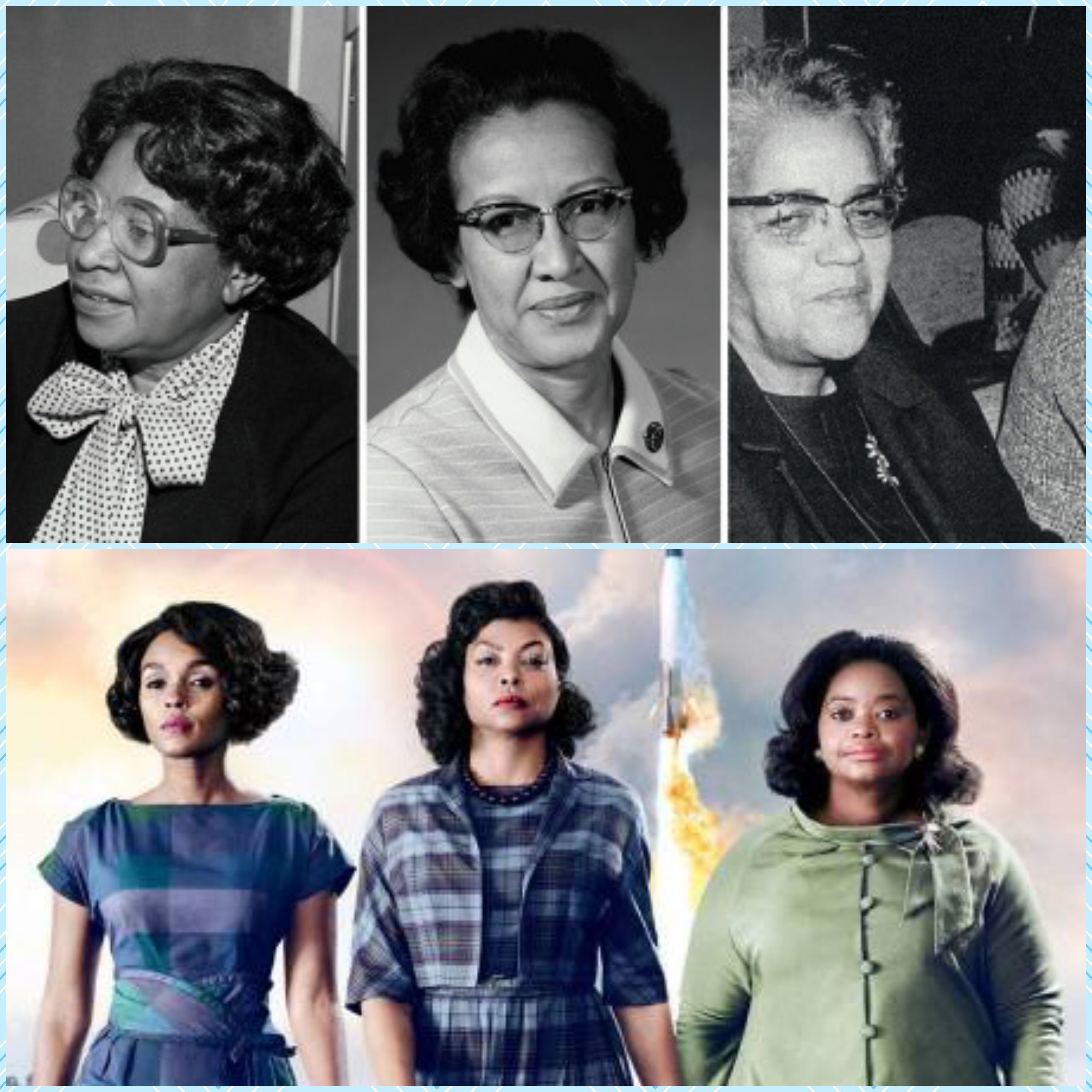 'Hidden Figures' & Dr. Martin Luther King Jr.: American Heroes with American Dreams