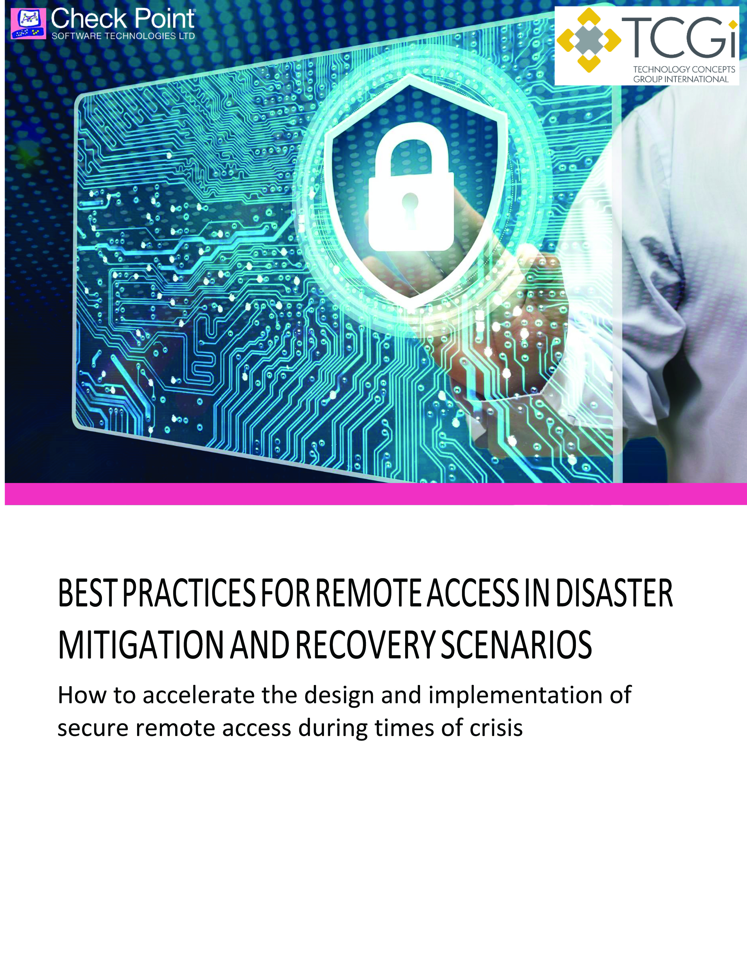 BEST PRACTICES FOR REMOTE ACCESS