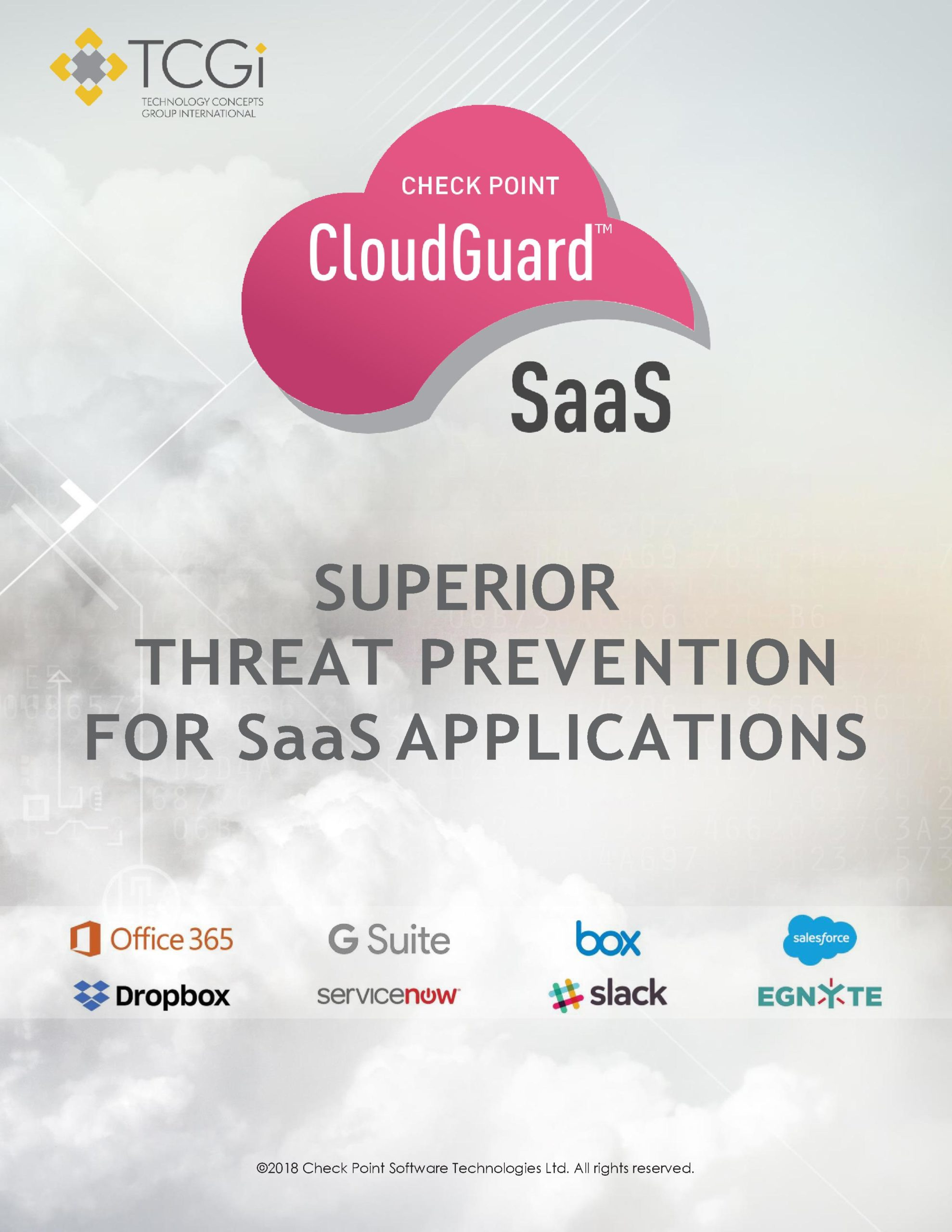 Superior Threat Protection For SaaS Applications